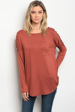 Cheap Brick Boutique Top
