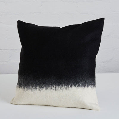 klaylife Hand Felted Ombre Cushion