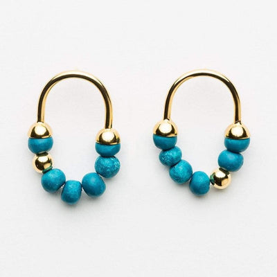 Zola - Short Earrings