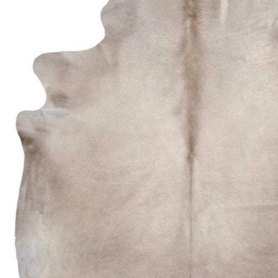 Natural Cowhide Rug - Champagne