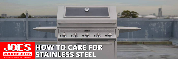How to Care for Stainless Steel