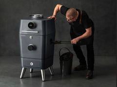 Side Reloading for Everdure by Heston Blumenthal 4K Charcoal BBQ