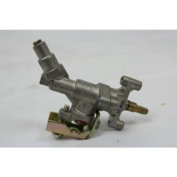 Beefeater Gas Valve Angled to suit Discover (No Ignition) - Joe's BBQs
