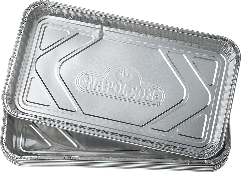 "Napoleon Drip Tray Large (Pack of 5) - 14"" x 8"""