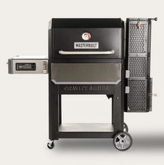 Masterbuilt Gravity Series 1050 Digital Charcoal Grill + Smoker