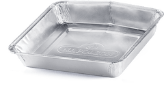 Napoleon Disposable Aluminium Grease Trays for Travel Q