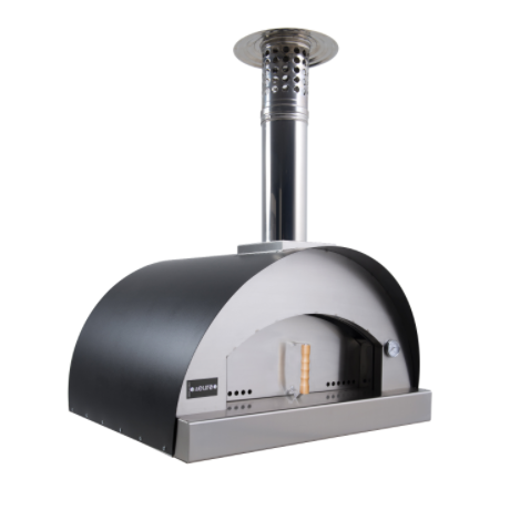Euro Appliances 80×60 Wood Fired Pizza Oven Residential Pizza Oven