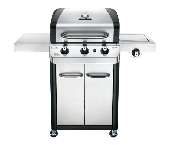 Char-Broil Professional 3000ss 3 Burner Infrared BBQ