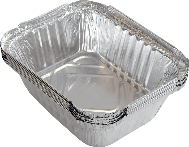 Napoleon Grease Tray Foil Lex (Pack of 5)