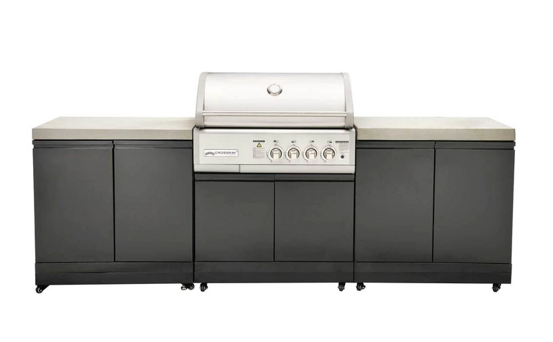 Crossray 4 Burner BBQ Outdoor Kitchen