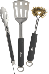 Napoleon 3 Piece Stainless Steel BBQ Tool