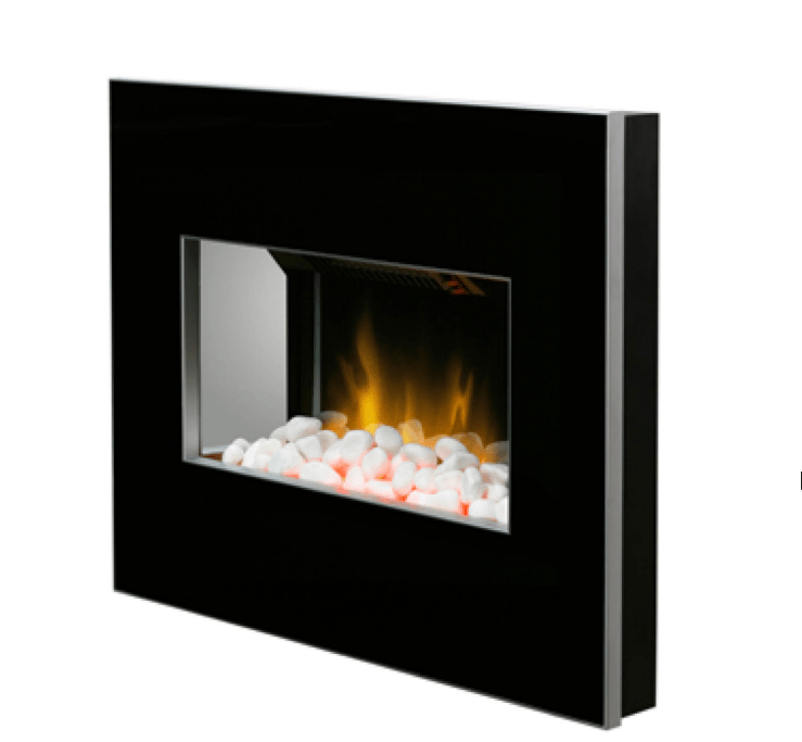 Dimplex Clova 2kw Black Wall Mounted Electric Heater - Joe's BBQs