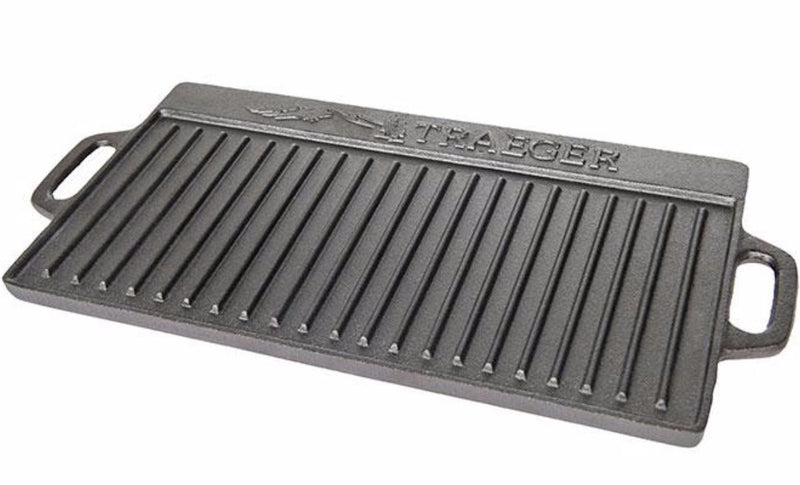 Traeger Cast Iron Reversible Griddle - Joe's BBQs