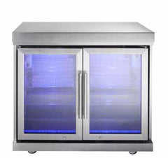 Masport Ambassador Kitchen Double Fridge Module - Joe's BBQs