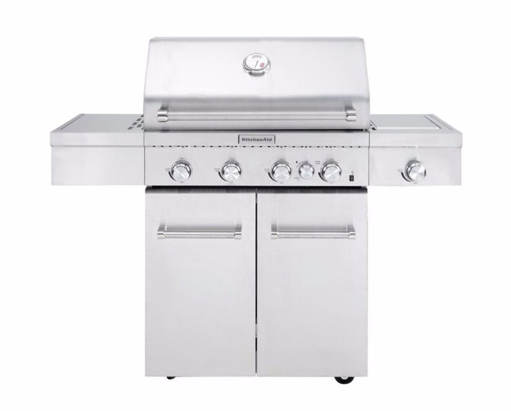 KitchenAid 4 Burner Freestanding BBQ - Joe's BBQs
