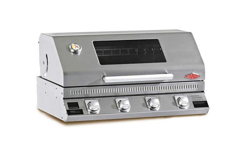 Beefeater Discovery 1100S 4 Burner Built In BBQ - Joe's BBQs