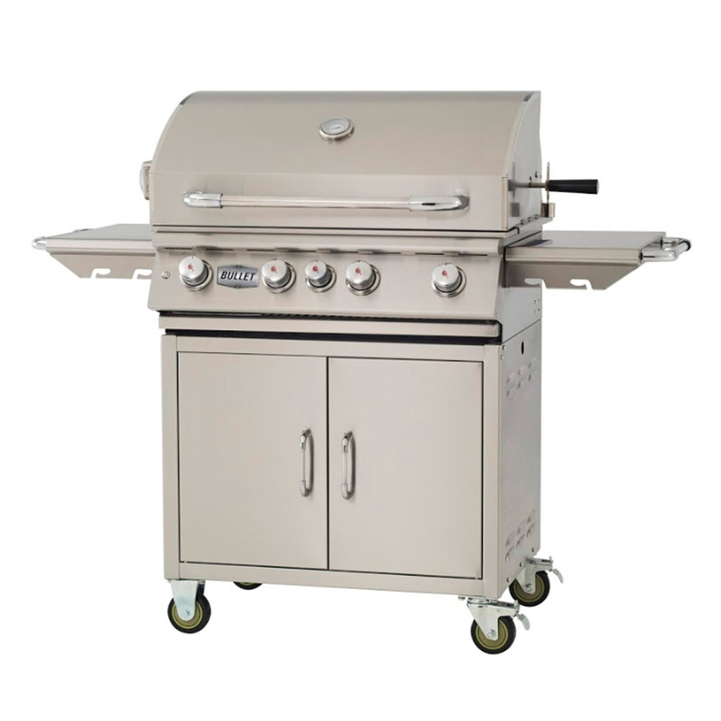 Bullet Angus 4 Burner Barbecue