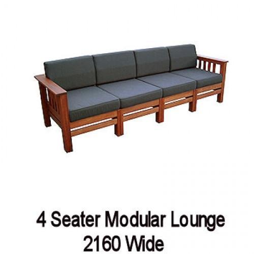 Kwila Prestige Modular Lounge Left Corner, Furniture, Swifts