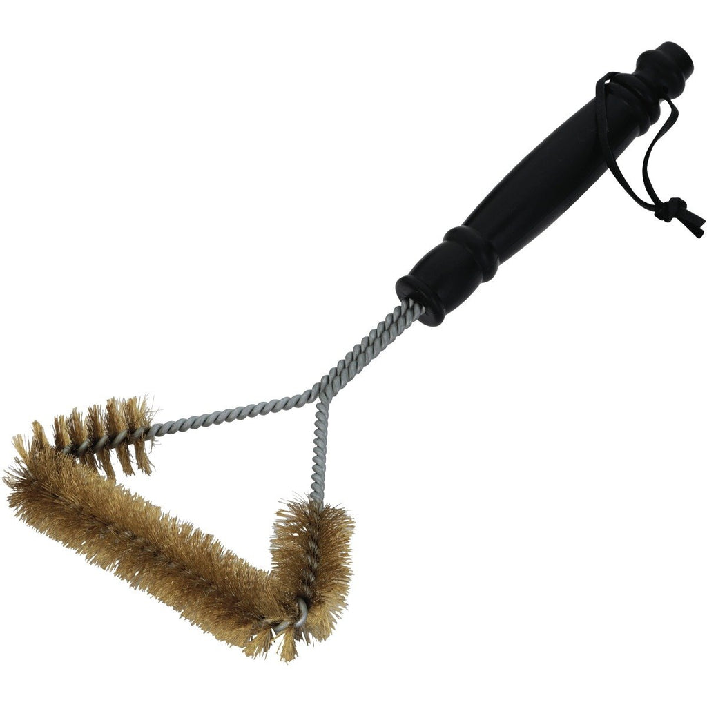 Beefeater Brass Y - Shaped Brush - Joe's BBQs