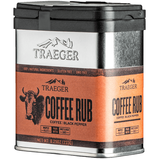Traeger Coffee Rub - Joe's BBQs