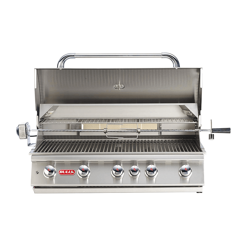 Bullet Brahma 5 Burner Built-In Barbecue