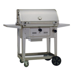 Bullet Bison Charcoal Barbecue
