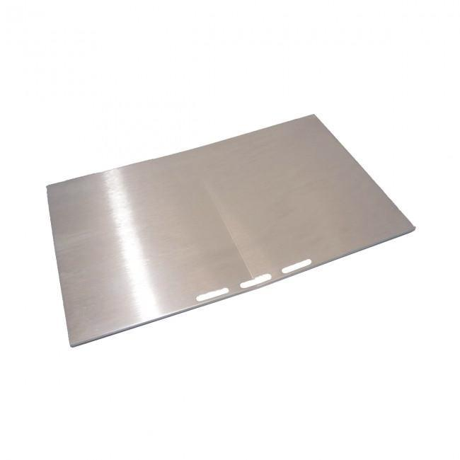 Signature Plate Stainless Steel 160mm X 480mm - Joe's BBQs