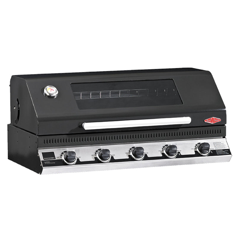 Beefeater Discovery 1100e 5 Burner Built In BBQ - Joe's BBQs