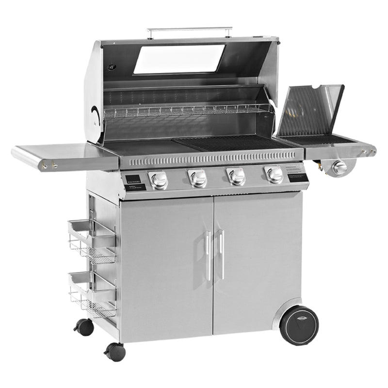 Beefeater Discovery 1100s 4 Burner BBQ - Joe's BBQs