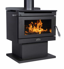 Blaze 500 Wood Fire - Joe's BBQs