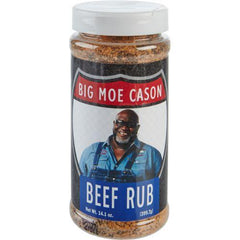Big Moe Cason Beef Rub