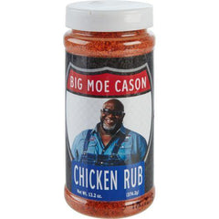 Big Moe Cason Chicken Rub