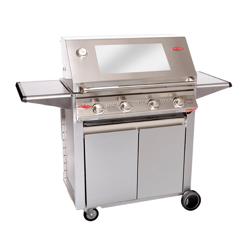 Beefeater Signature 3000s 4 Burner BBQ - Joe's BBQs