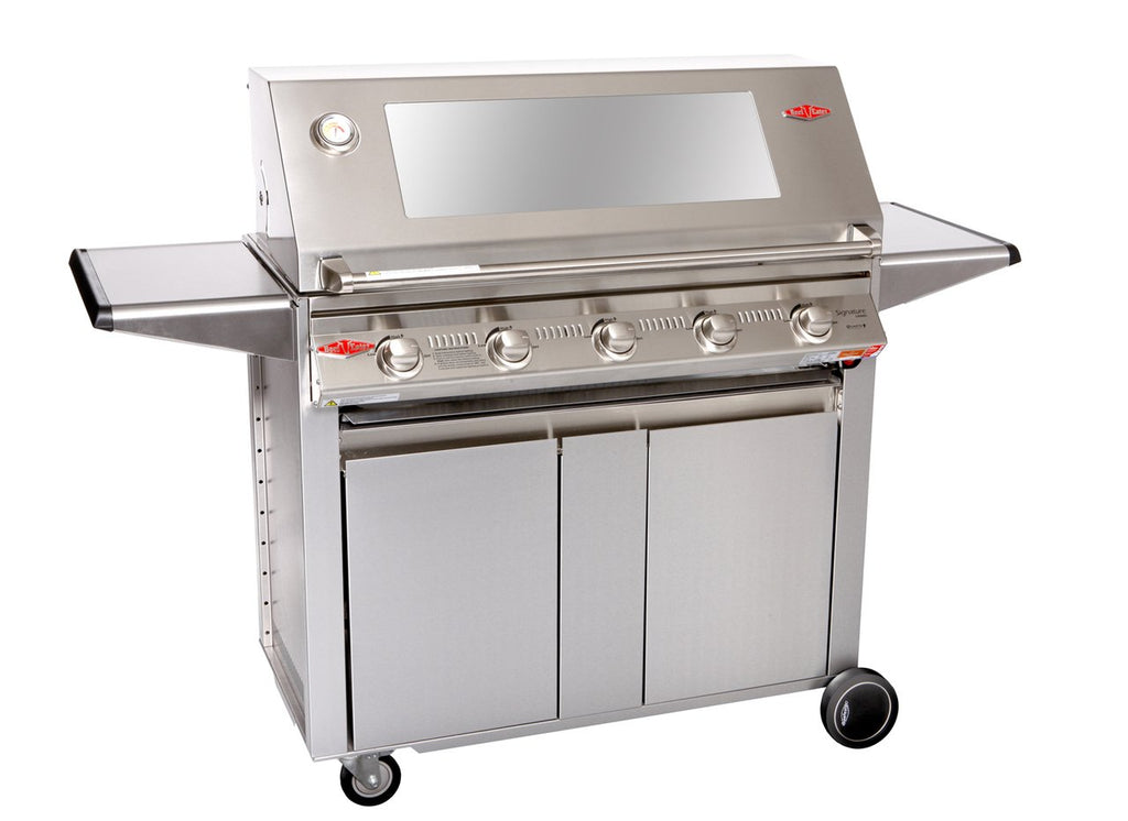 Beefeater Signature 3000s 5 Burner BBQ - Joe's BBQs