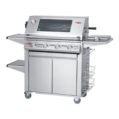 Beefeater Signature Plus 4 Burner BBQ - Joe's BBQs
