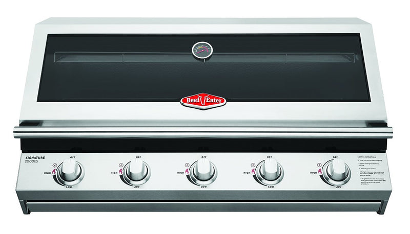 Beefeater Signature 2000ES 5 Burner Built In BBQ