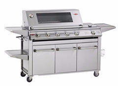 Beefeater Signature SL4000 5+1 Burner BBQ - Joe's BBQs