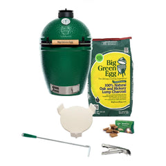 Medium Egg Big Green Egg Bundle