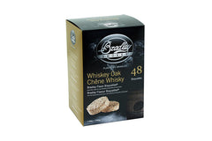 Bradley Whiskey Oak Bisquettes 48 Pack