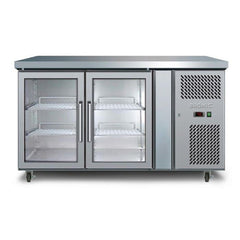Bromic Underbench Two Door Display Chiller - 282L