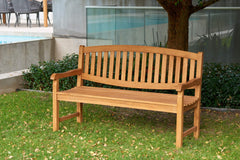 Melton Craft Coventry Teak Park Bench