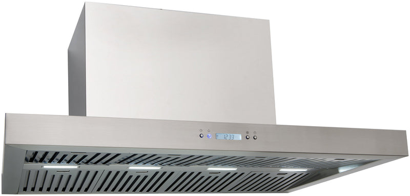 Euro Appliances 120cm Canopy Outdoor BBQ Rangehood