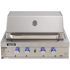 Euro Appliances 4 Burner Built In BBQ