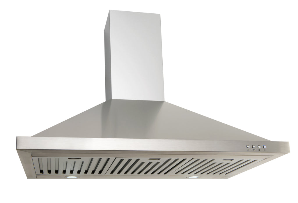 Euro Appliances 90cm Canopy Outdoor BBQ Rangehood