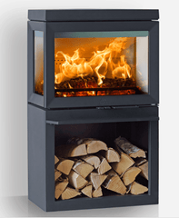 Jotul F 520 Wood Heater, Heater, Pecan Engineering