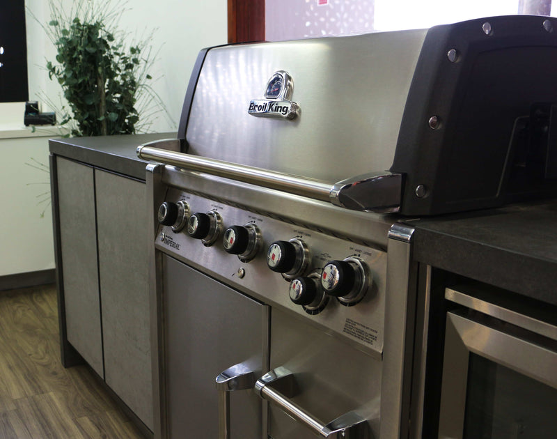 Joe's Broil King Alfresco Kitchen