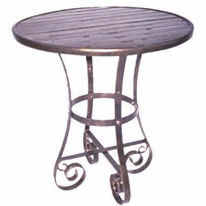 Melton Craft 71cm Round MFT-4 Table, Furniture, Melton Craft