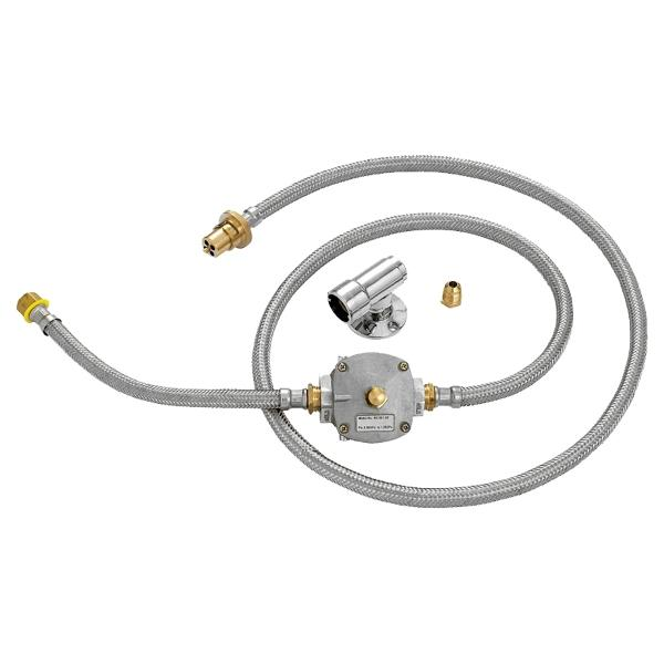 Masport Natural Gas Conversion Kit for 210 Series 6 Burner BBQs Integrated Ignition Main and Rear Burner - Joe's BBQs