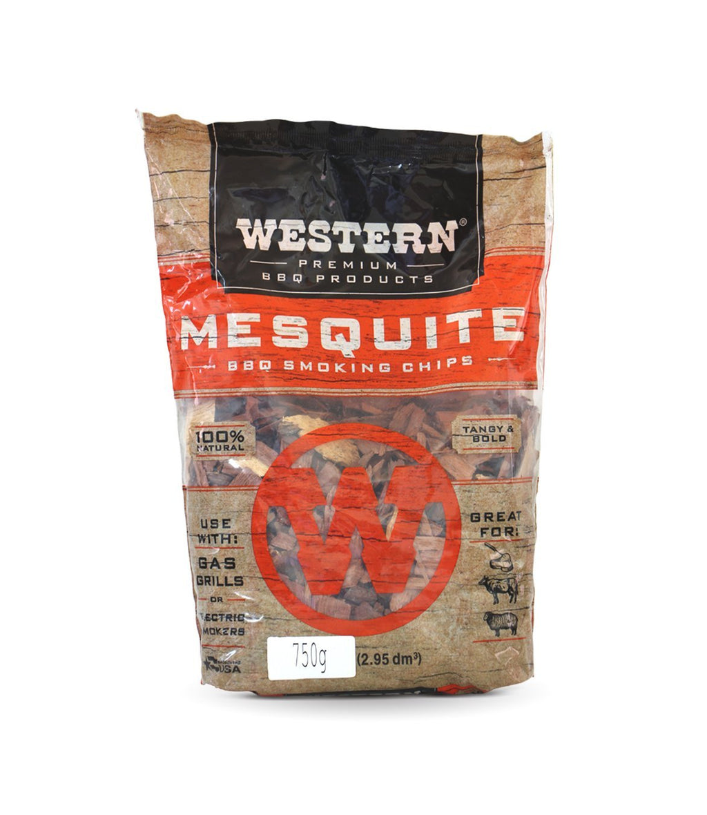 Western Mesquite Wood Chips