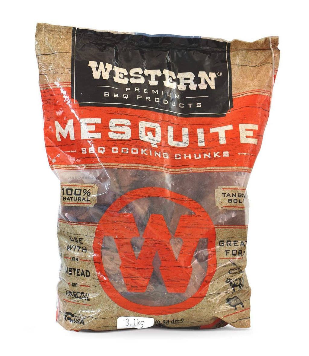Western Mesquite Wood Chunks